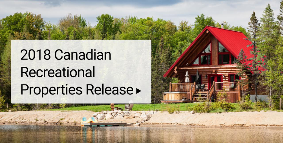 2018 Royal LePage Canadian Recreational Properties Release