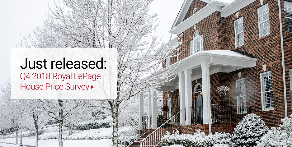 Q4 2018 Royal LePage House Price Survey