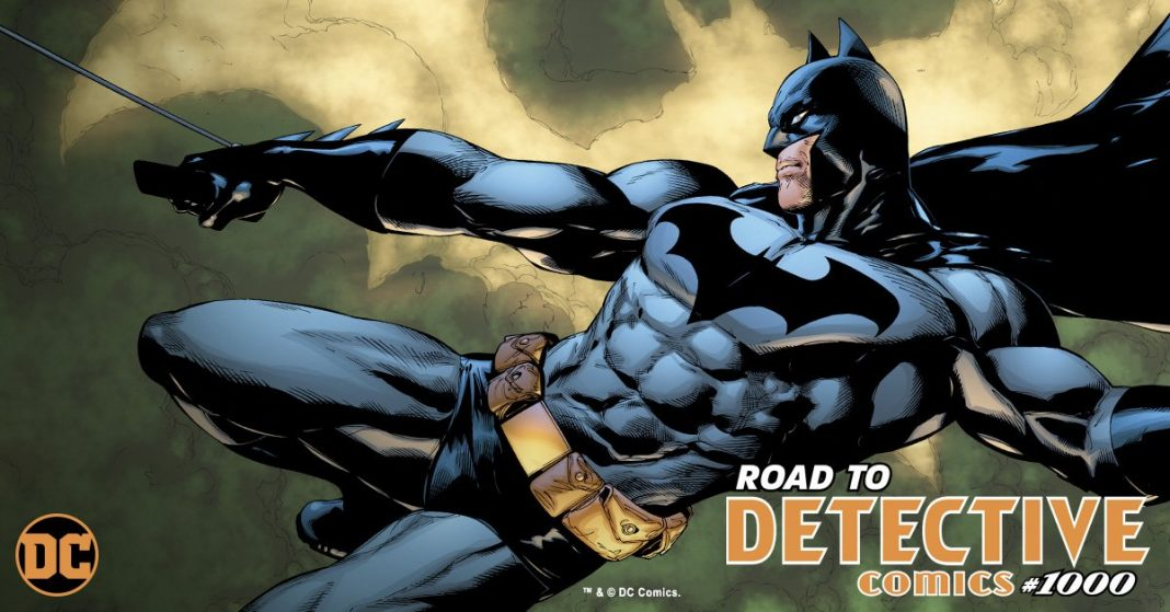 Batman-DC Comics