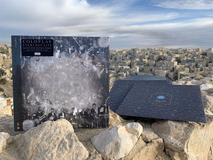 Ya puedes ver gratis 'Coldplay: Everyday life Live in Jordan'
