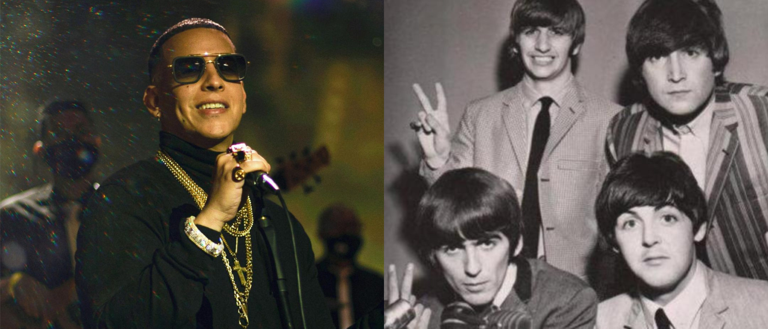 Daddy-Yankee-The-Beatles