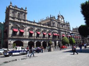 Puebla-Semáforo-Rojo