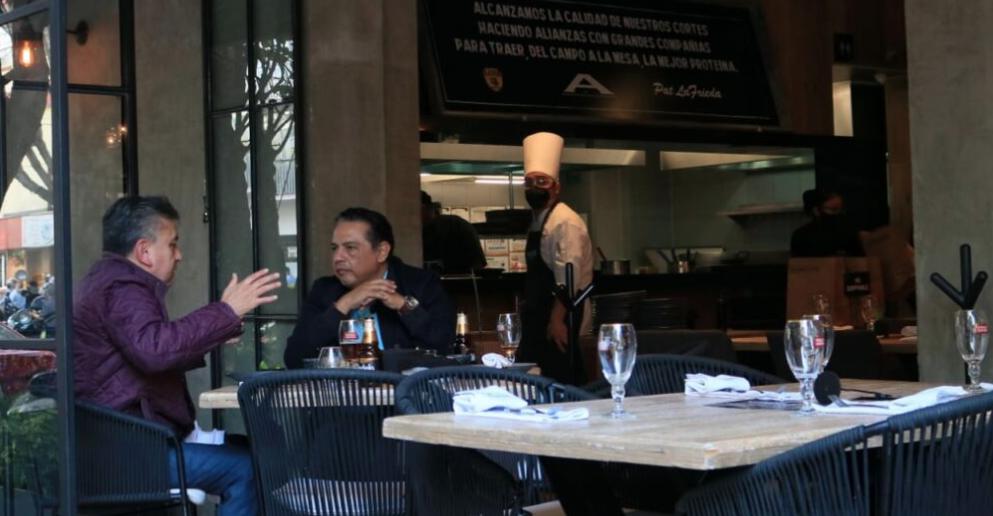 Restauranteros en CDMX