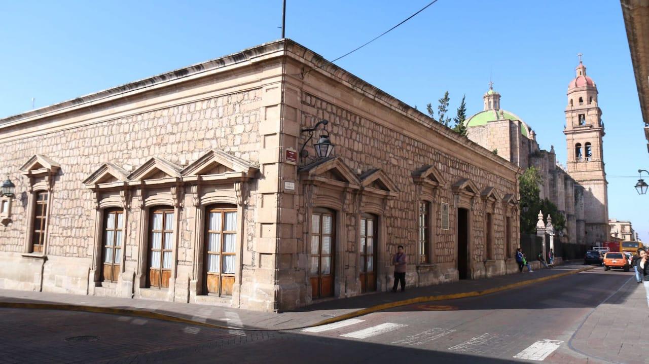 Casa de Maria Morelos y Pavón