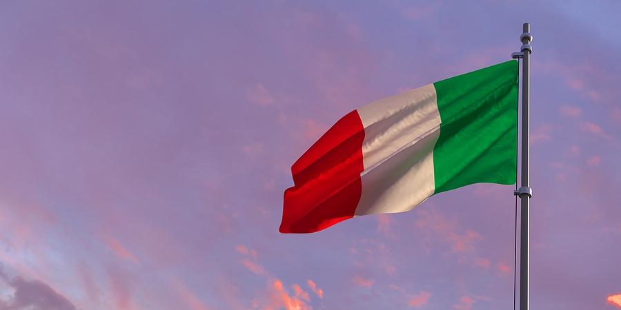 Italia-bandera