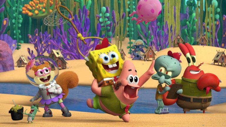 Bob-Esponja-Nickelodeon