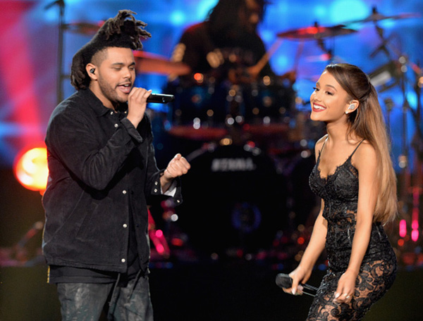 Ariana-Grande-The-Weeknd