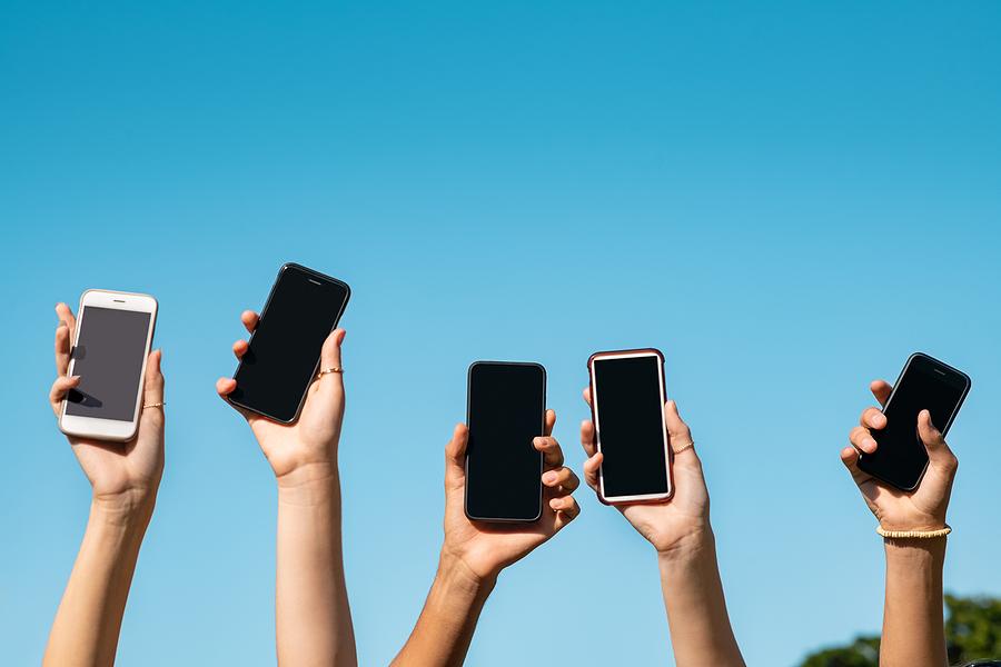 smartphones-teléfonos