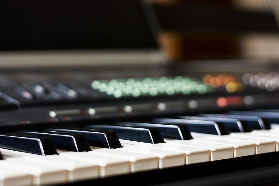 Piano-música-instrumento-musical