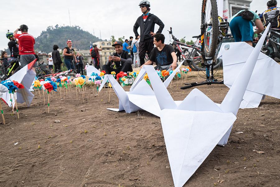 Chile-manifestación-latinoamérica