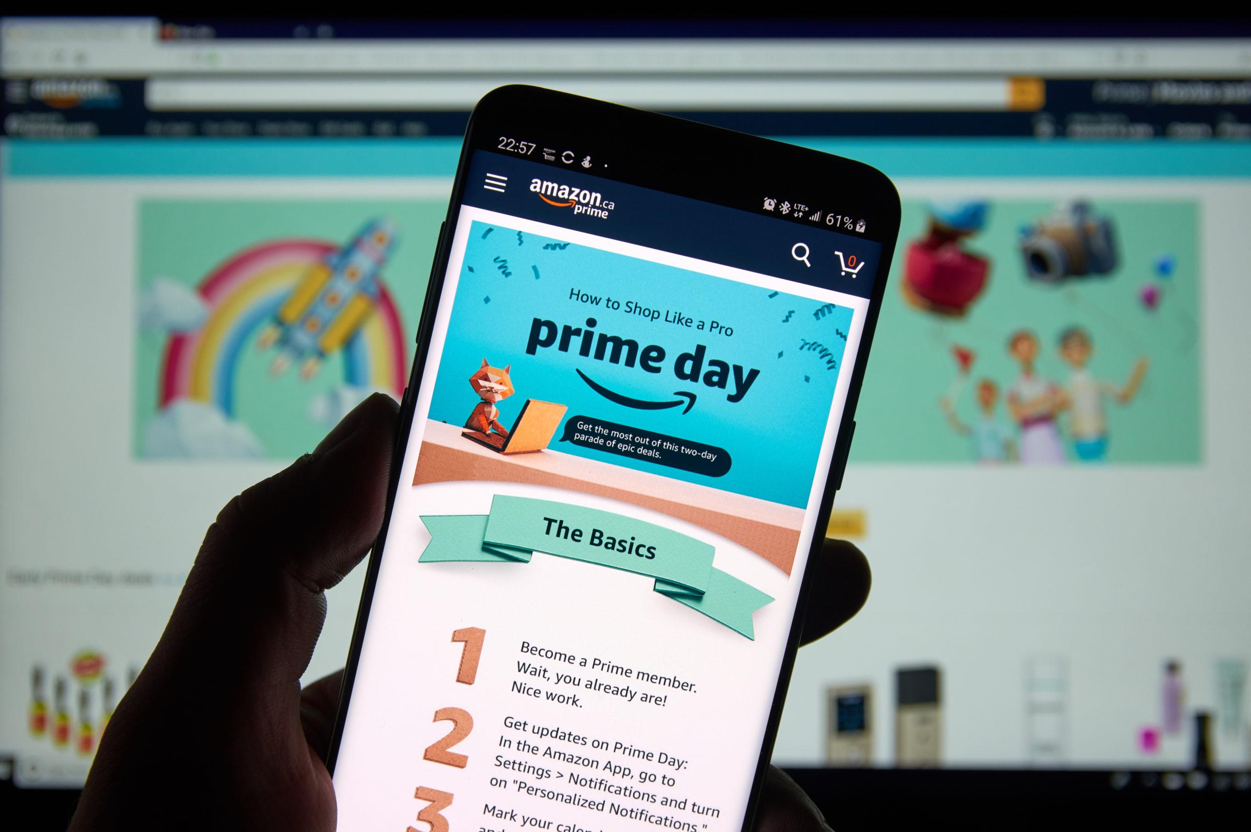 Amazon Prime Day sin ser socio