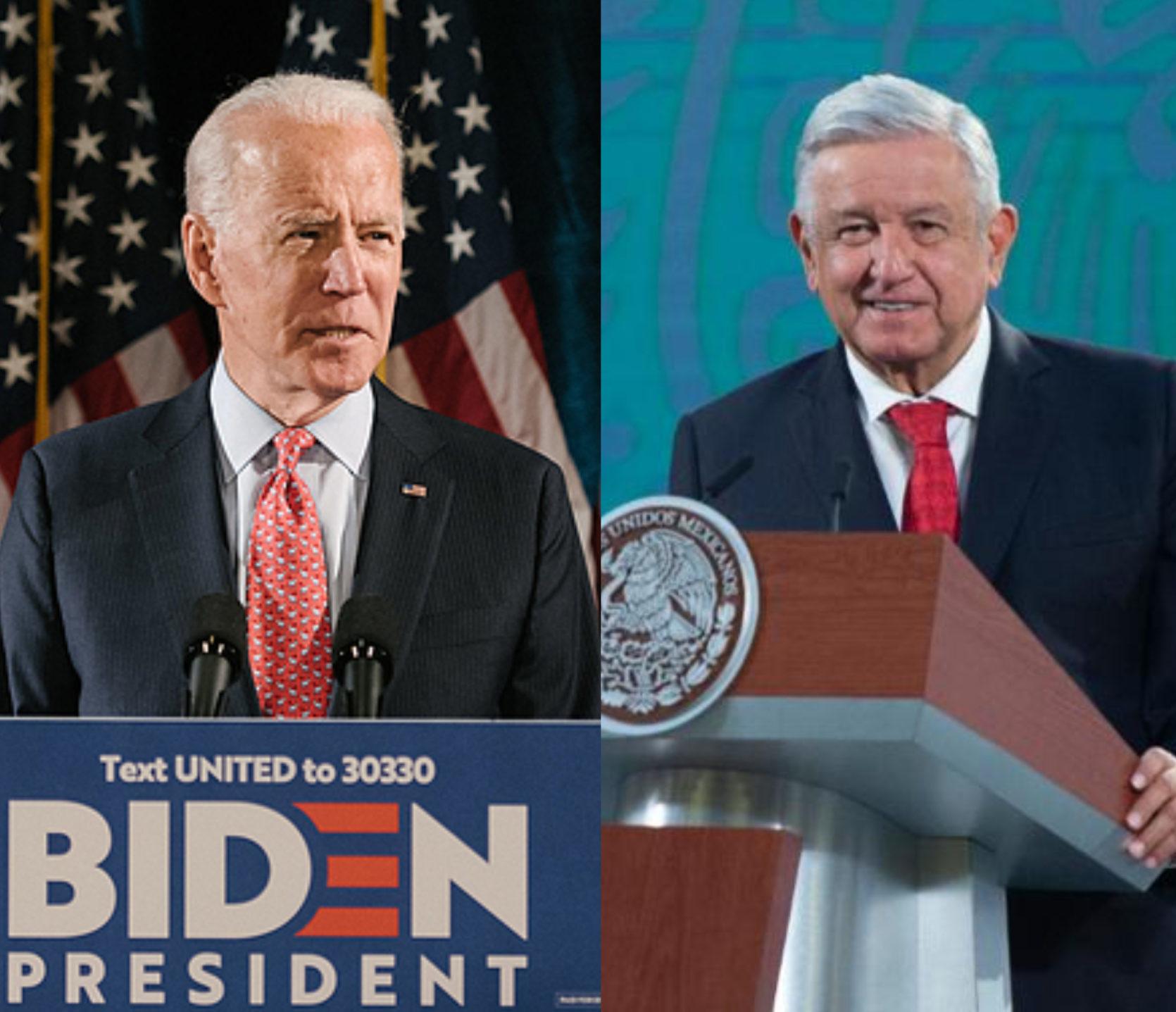¿Posible visita a México del presidente de Estados Unidos Joe Biden?