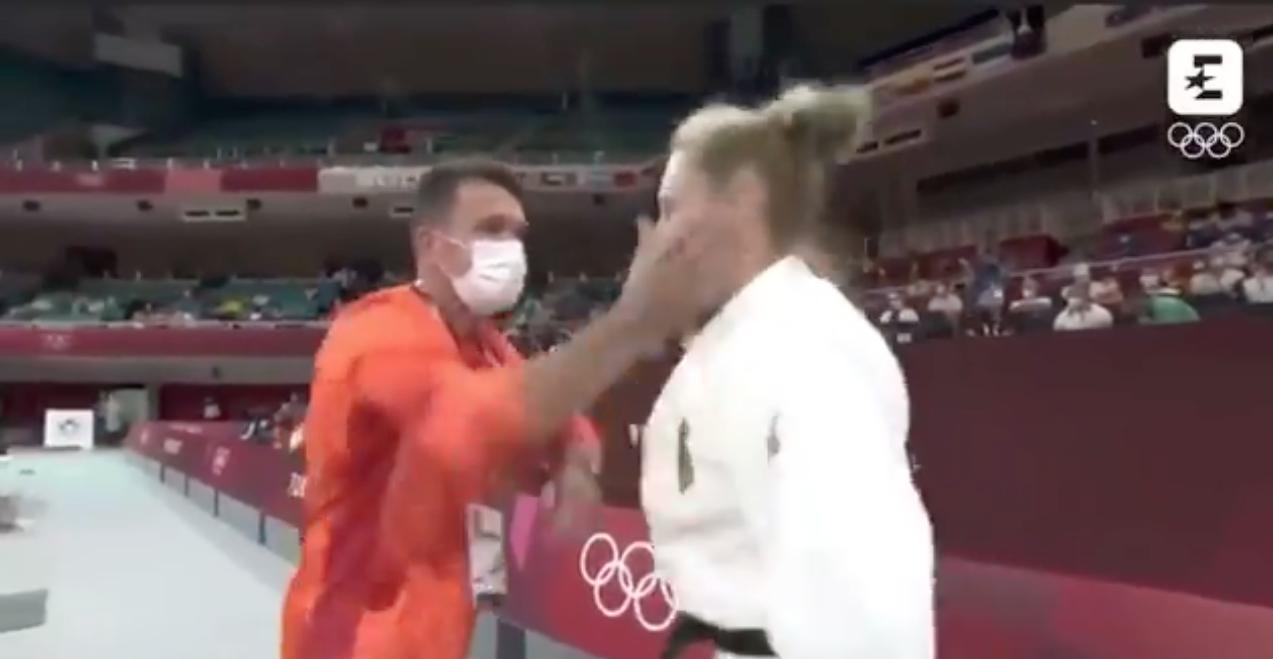 entrenador judo tokio 2020
