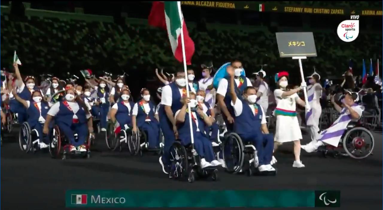 Juegos Paralímpicos: El comienzo histórico de México durante inauguración