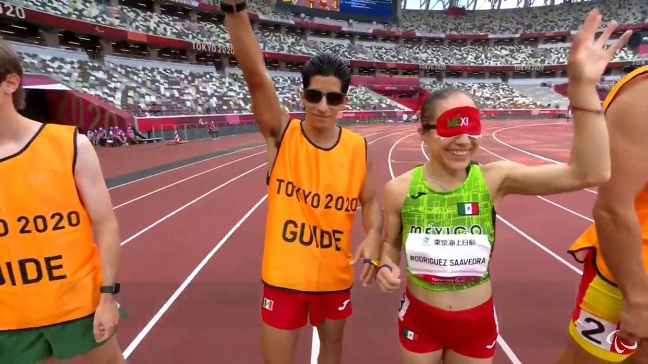 México cumple su objetivo y supera las 300 medallas en Juegos Paralímpicos