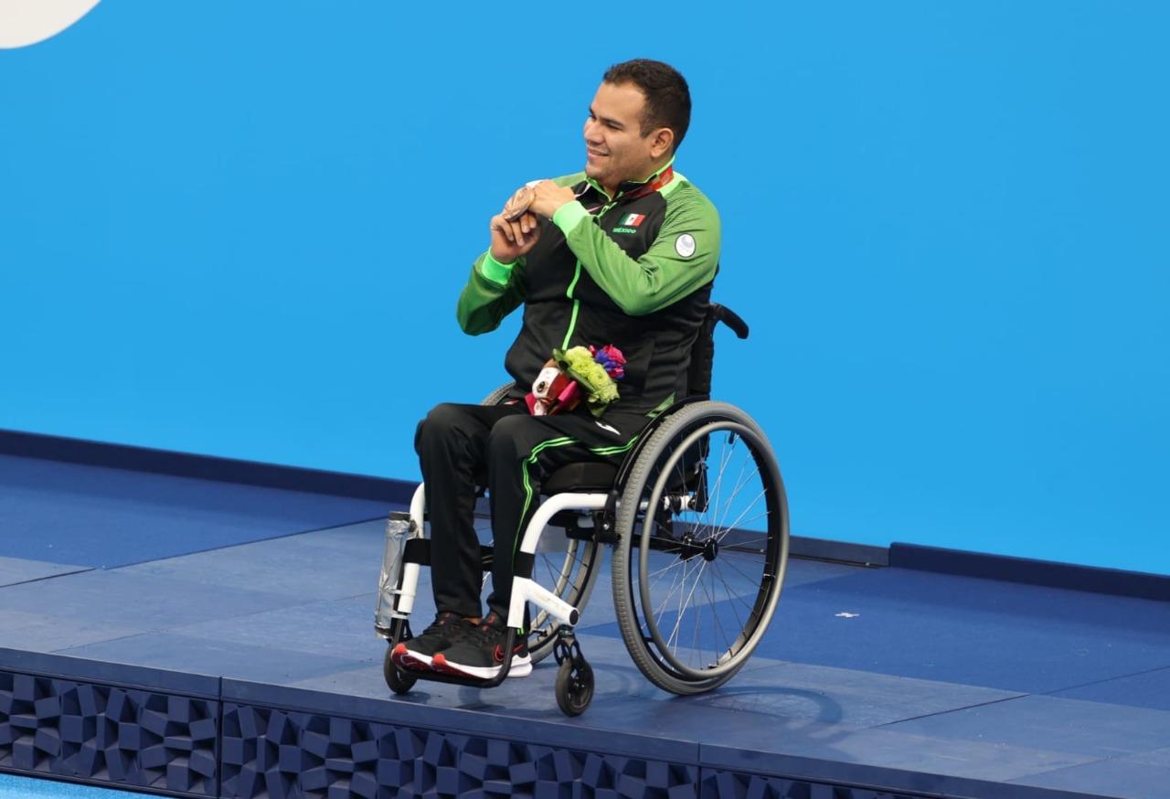 México presente en los Juegos Paralímpicos de Tokio con 7 medallas