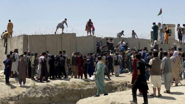 Talibanes en el poder, así  se ve un día en Afganistán