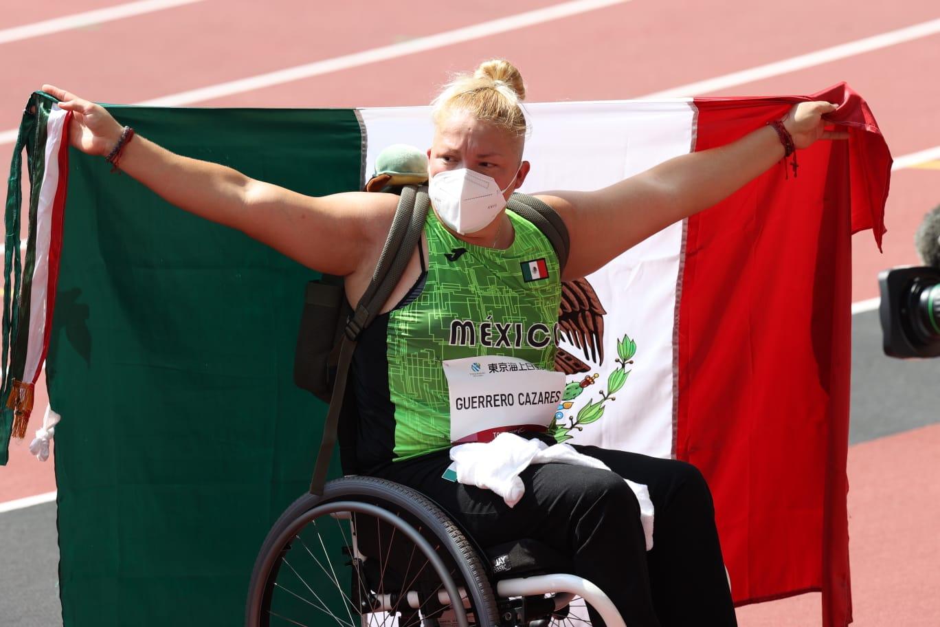 México obtiene su segunda medalla de bronce en los Paralímpicos