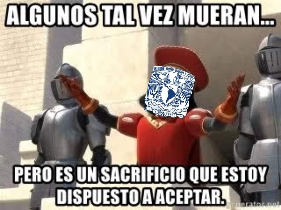 Los mejores memes tras el anuncio del regreso a clases de la UNAM