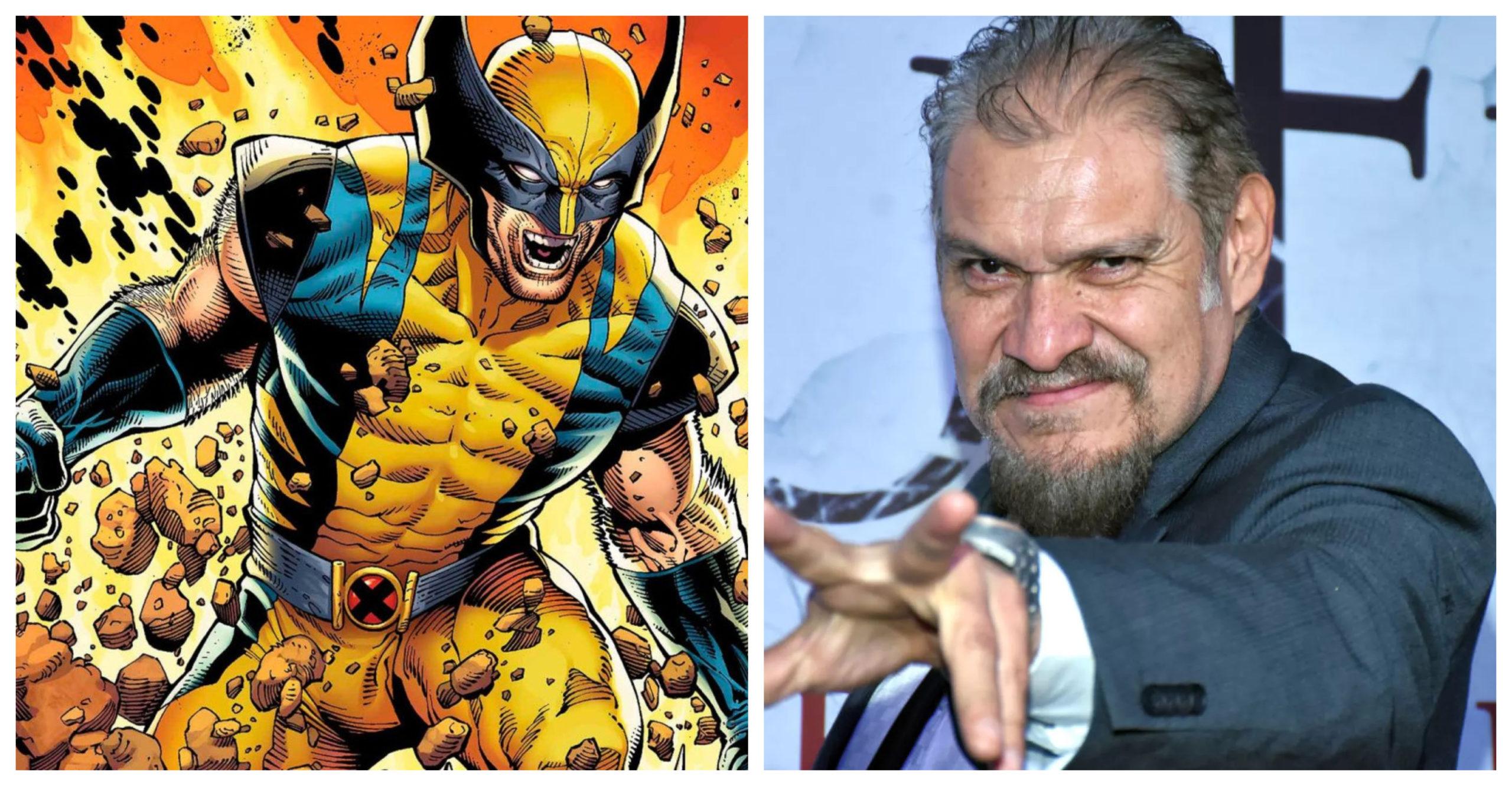 """Del """"Cochiloco"""" a Wolverine, Joaquín Cosío, el nuevo héroe de Marvel"""