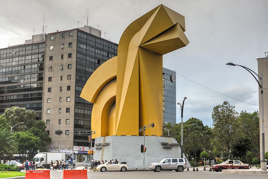 esculturas CDMX