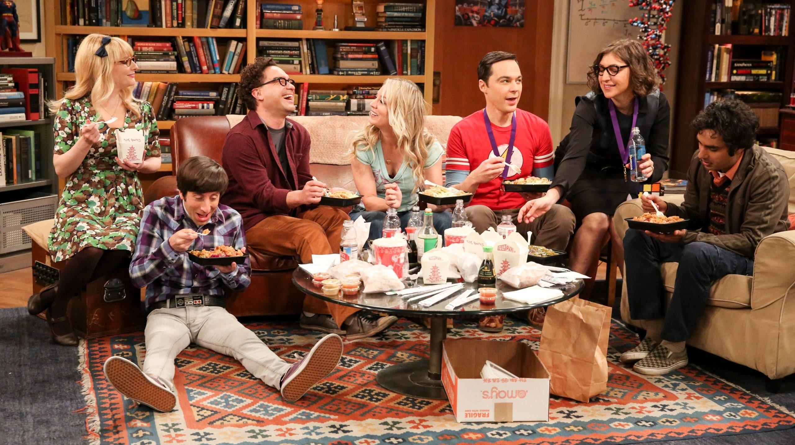 Datos curiosos de The Big Bang Theory que debes de conocer