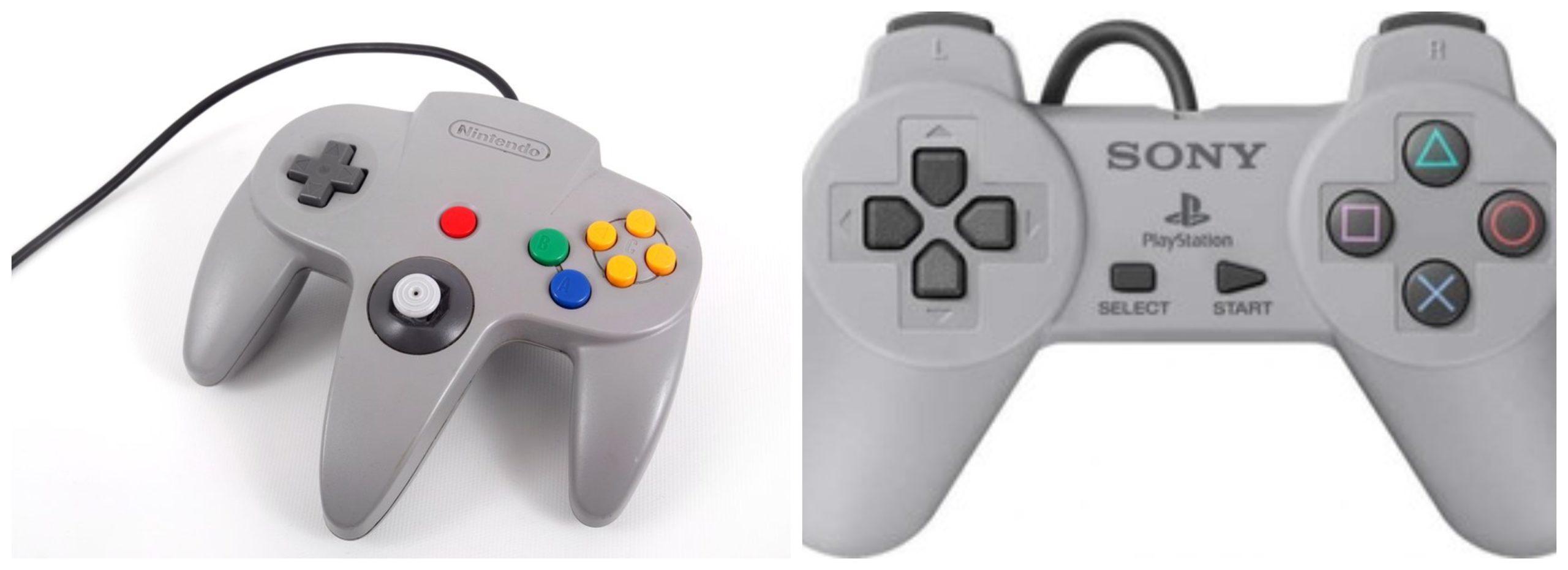 Nintendo 64  vs PlayStation 1, la historia que nadie te contó