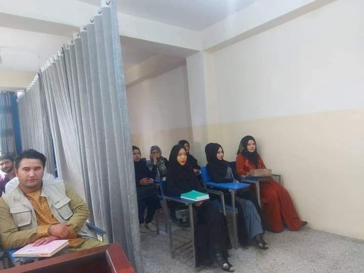 afganistán mujeres