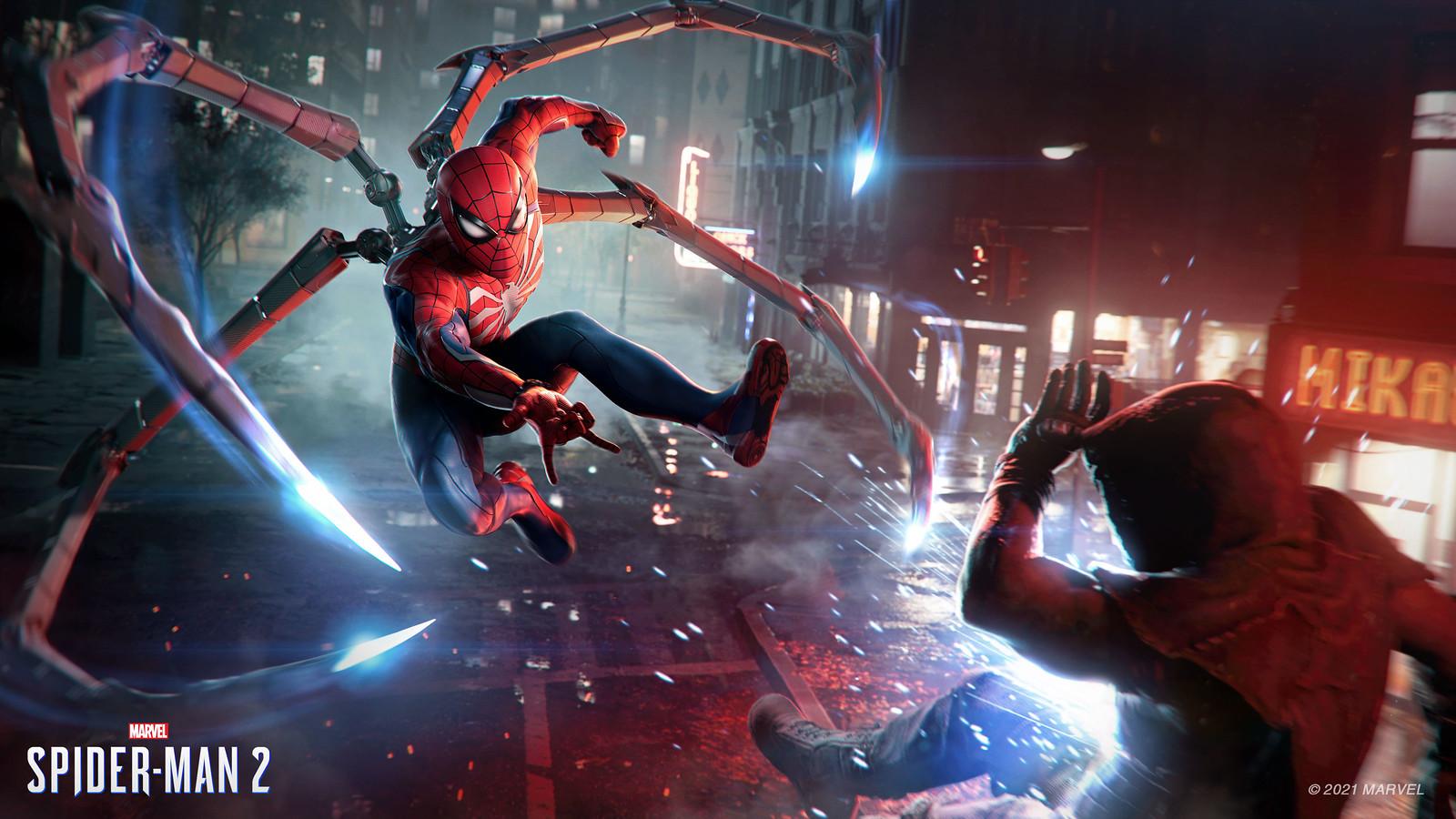 Spider-Man 2, God o f War, Wolverine. Los estrenos para el PlayStation 5
