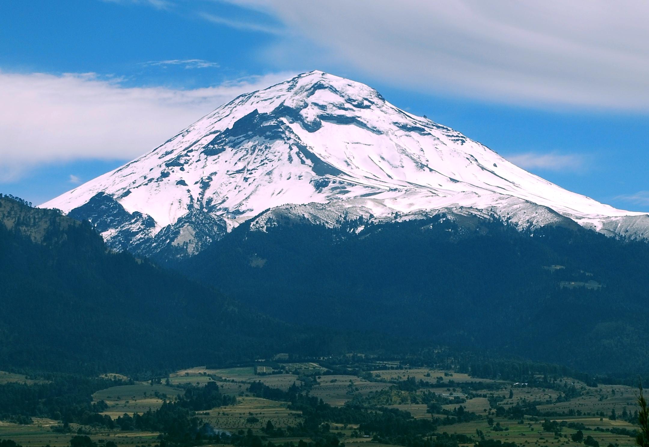 ¿Qué pasaría si el volcán Popocátepel hiciera erupción?