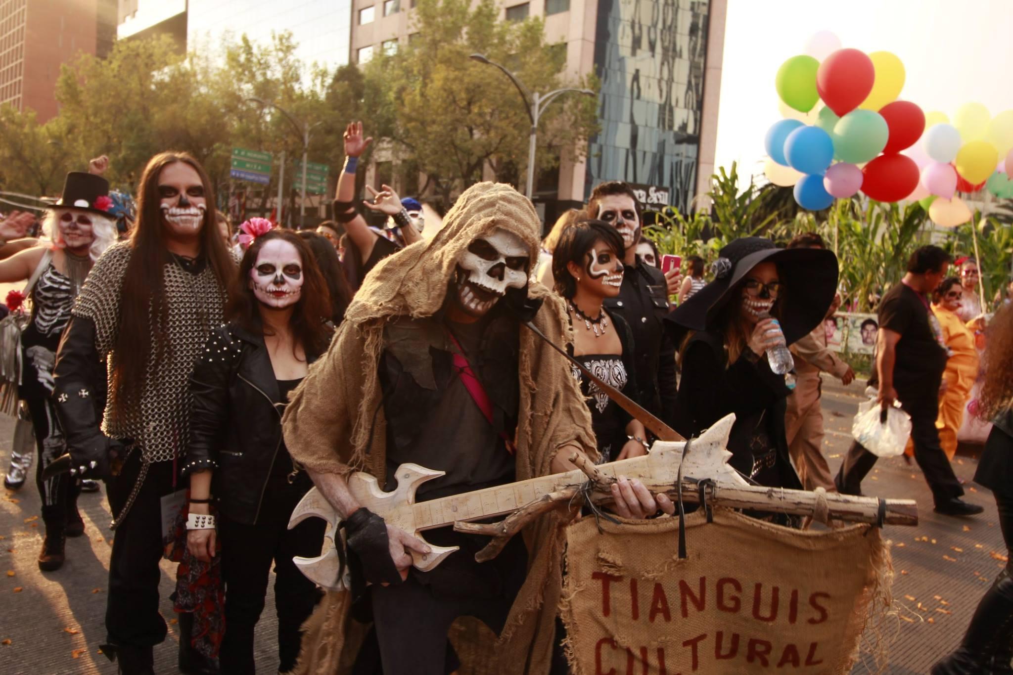 Estas son las actividades del Día de Muertos por alcaldías en la CDMX