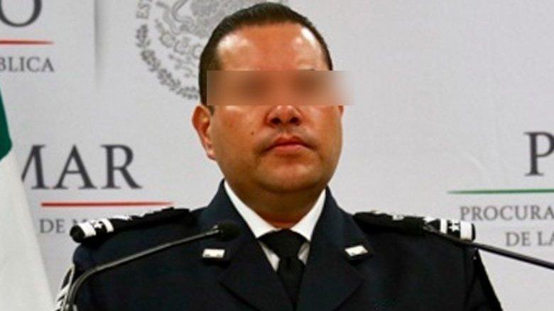Iván Reyes, exjefe de la Policía Federal se declara culpable por narcotráfico