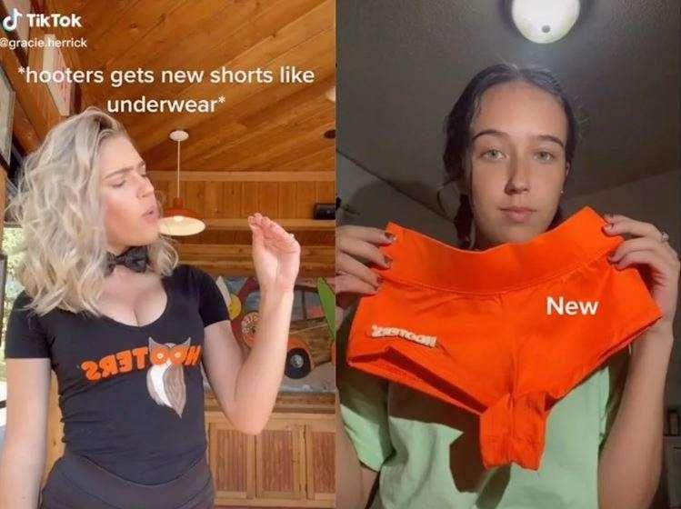 Hooters envuelto en polémica por uniformes sexistas de meseras