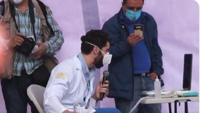 ¿Fue legal realizar un ultrasonido a una menor de edad en público?