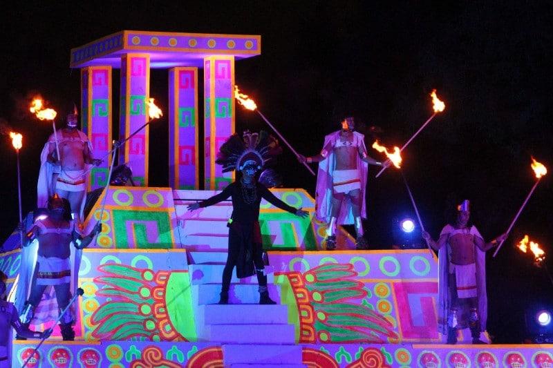 """Un espectáculo imperdible, """"La Llorona en Xochimilco"""""""