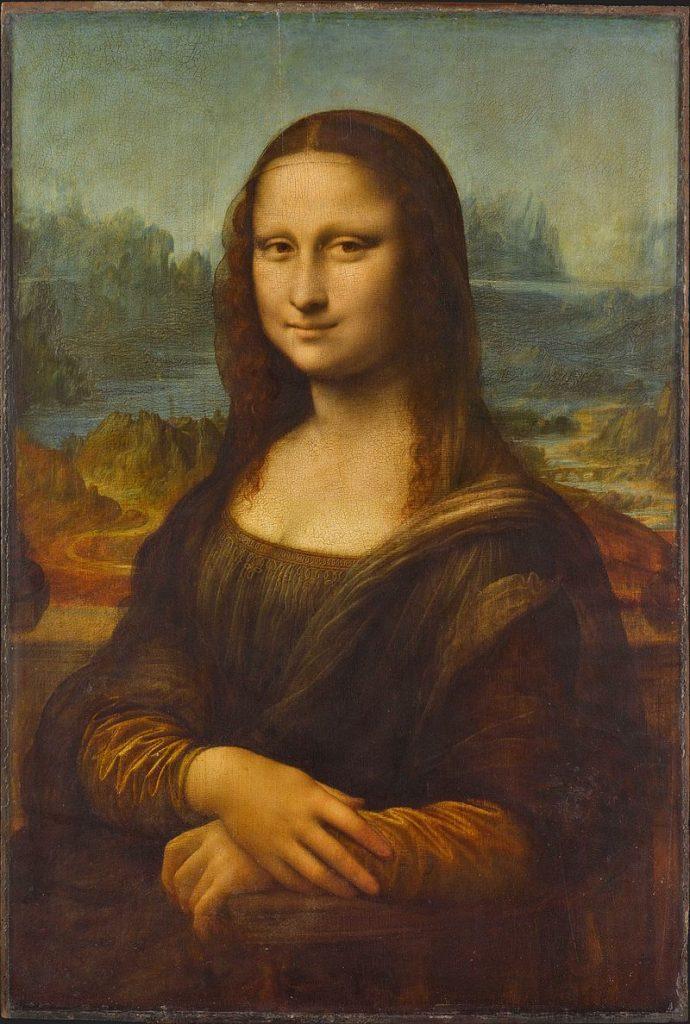 La Gioconda o Mona Lisa,