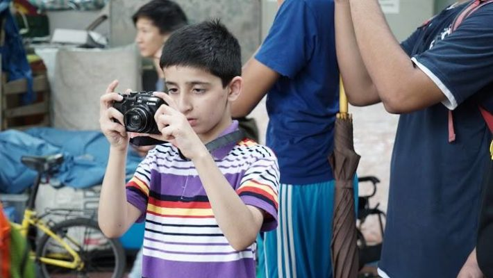 """(""""Hong Kong In My Eyes"""" Photography Education Programme – July 14, 2016)"""