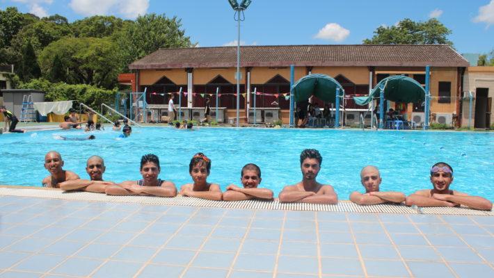Summer Water Camp