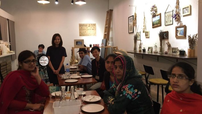Employment Workshop-How to run a cafe?