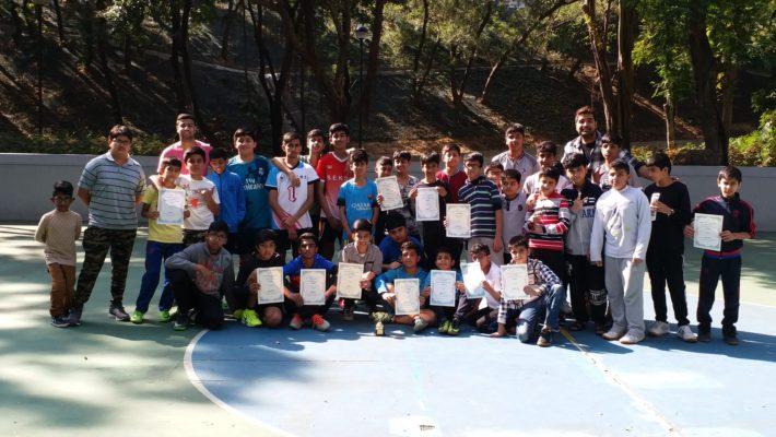 LNIK Football Tournament