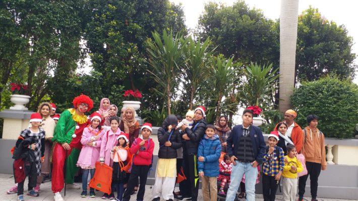 Culture Exploration Tour – The Repulse Bay Children's Christmas Carnival