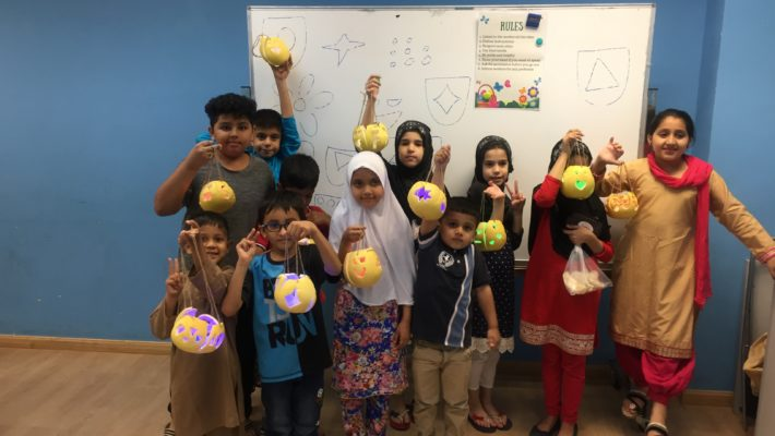 Family Interest Class – DIY Pomelo Chinese Lantern