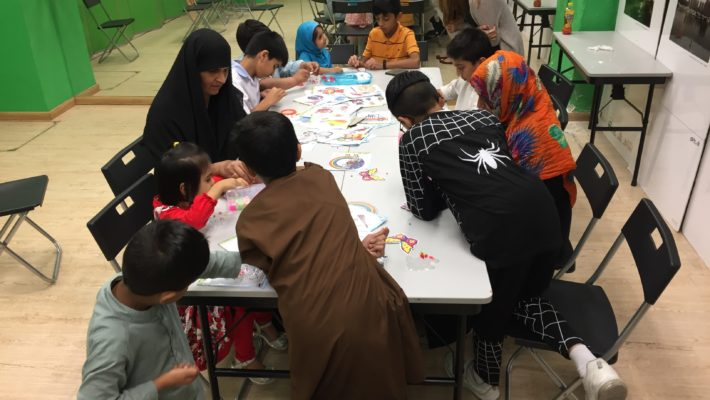 Family Interest Class – Be Creative With Beads