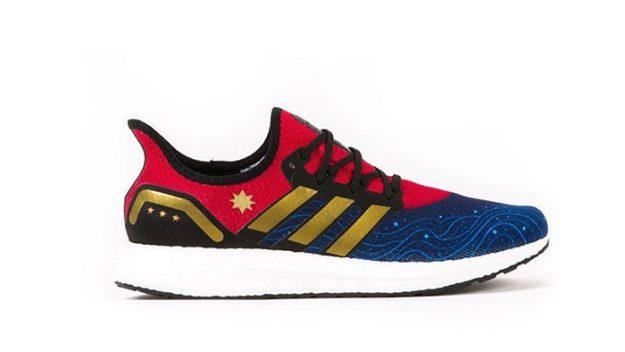 f174e2ef Crea Adidas nuevo calzado inspirado en Avengers: Endgame
