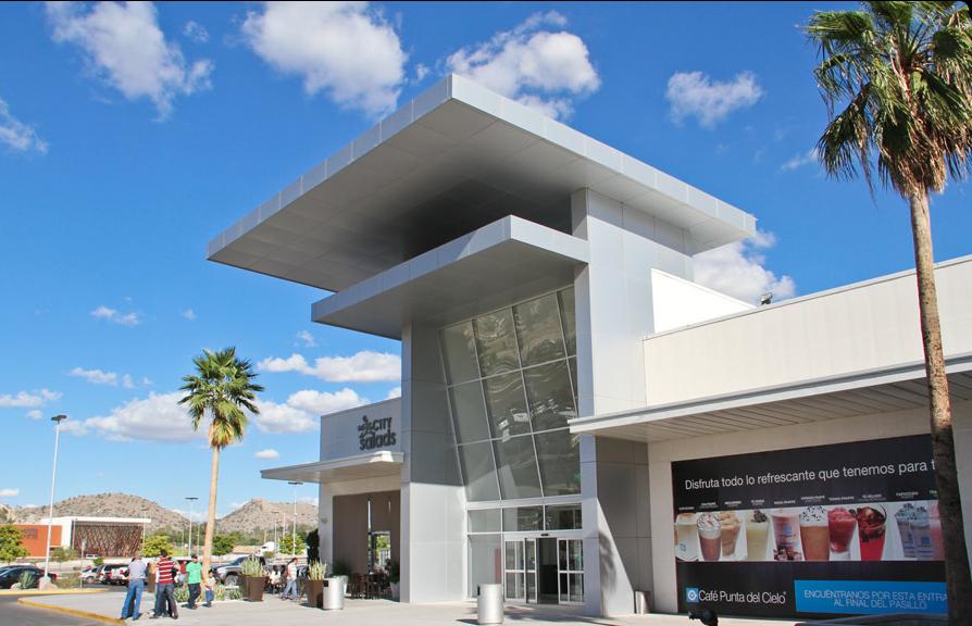 Los 11 centros comerciales con el mejor dise o de for Planos de locales comerciales modernos