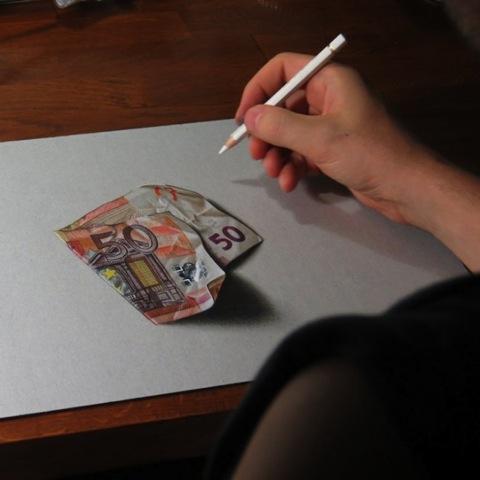 Dibujos-hiperrealistas-billlete-660x660
