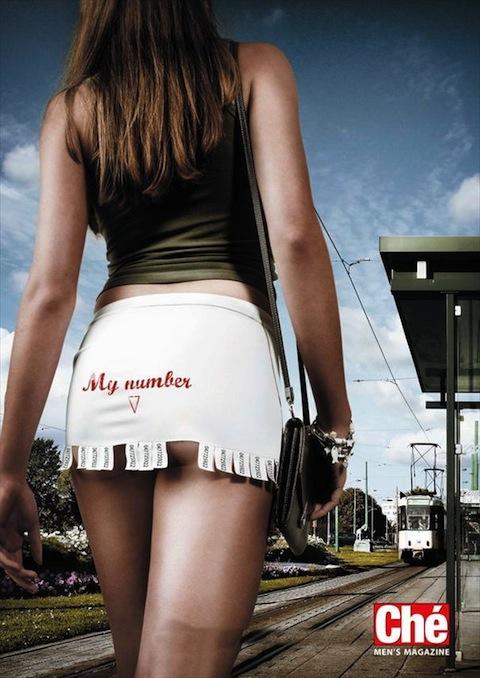 Che-Magazine-Skirt
