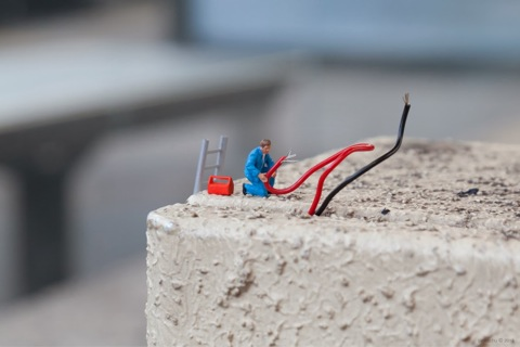 Electrician 1 - blog