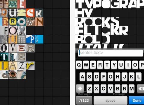 typeflickr