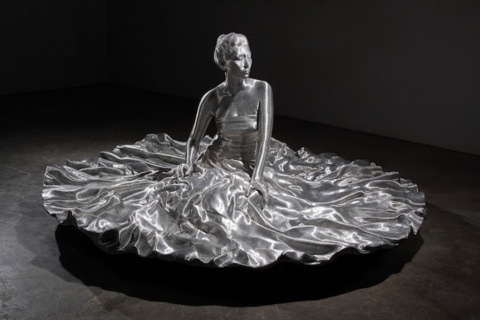 Esculturas-aluminio-Seung-Mo-Park-660x440